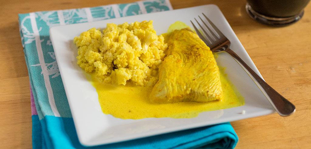 curry h hnchen mit low carb couscous als low carb rezept mit wenig kohlenhydraten. Black Bedroom Furniture Sets. Home Design Ideas