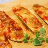 Vorschaubild für Pizza-Häppchen Low Carb
