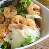 Vorschaubild für Salat mit Garnelen