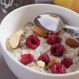 Vorschaubild für eatSimply Frühstück II Haferbrei mit Extras