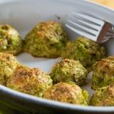 Vorschaubild für Brokkoli Parmesan Bällchen