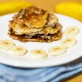 Vorschaubild für Protein Bananen Pancakes