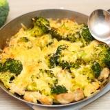 Vorschaubild für Hähnchen Auflauf mit Brokkoli-Nudeln