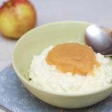 Vorschaubild für Milchreis mit Apfelmark