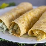 Vorschaubild für Hähnchen - Avocado - Rucola - Burrito