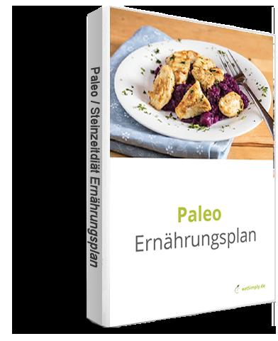 Ernährungsplan Paleo in der App