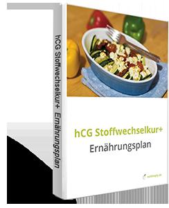 Ernährungsplan hCG Diät als Low Carb Plan